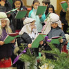 Christmas Tree Blessing & Caroling 2012 :
