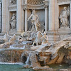 Trevi Fountain :